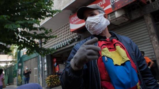 Oposición venezolana reporta casi el triple de muertos por covid-19 que el Gobierno