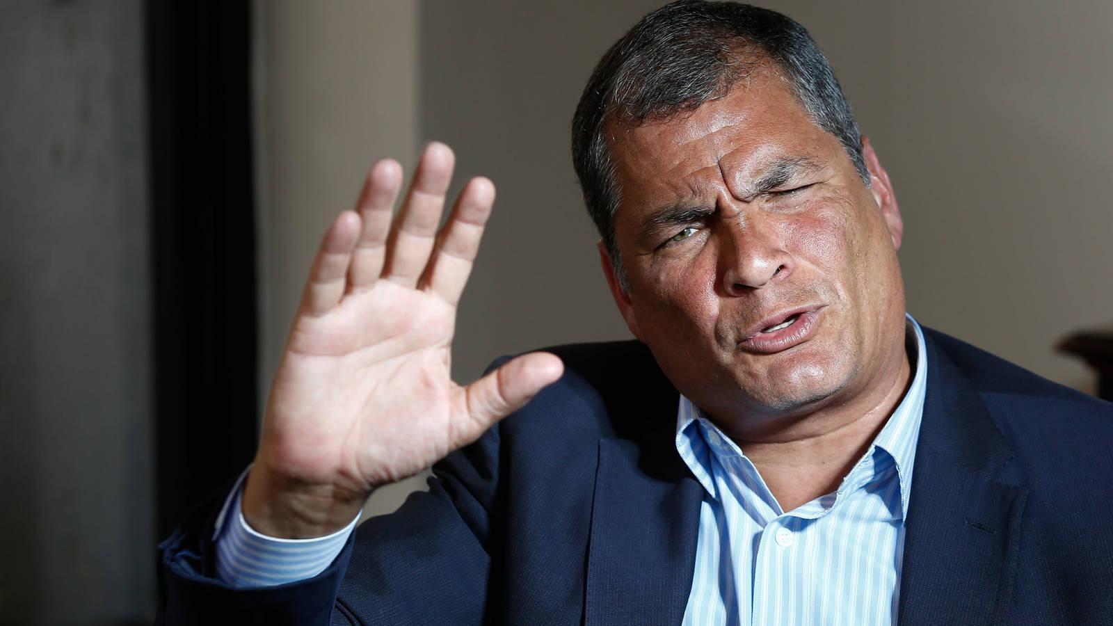 Defensa de expresidente Correa pide nulidad de audiencia de juicio