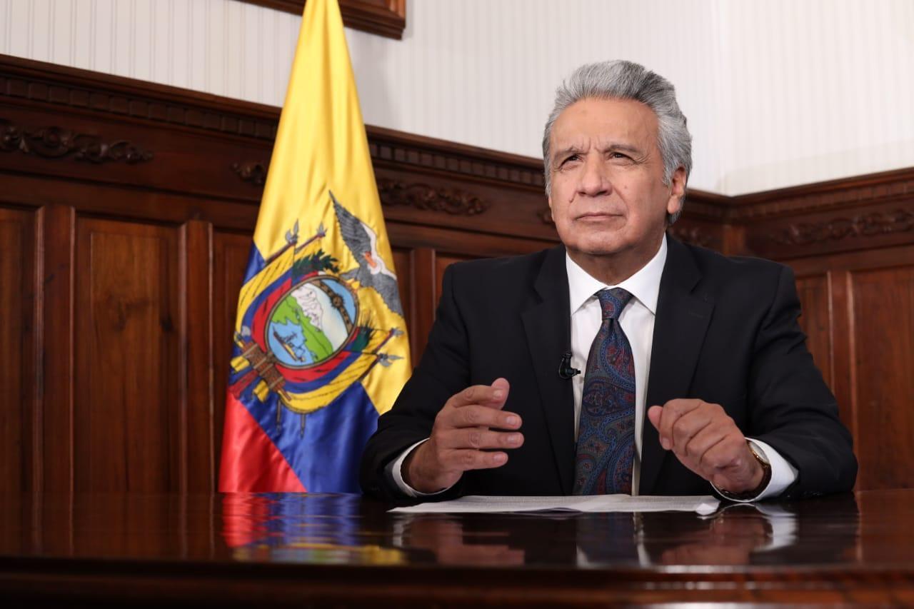 Lenín Moreno: ''En los últimos quince días se han realizado 1.200 fiestas a nivel nacional''