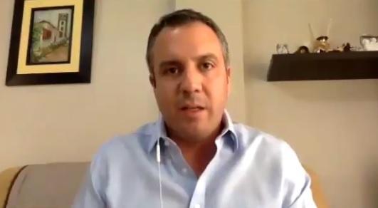El asambleísta manabita Guillermo Celi dice que está dispuesto a aceptar una candidatura presidencial
