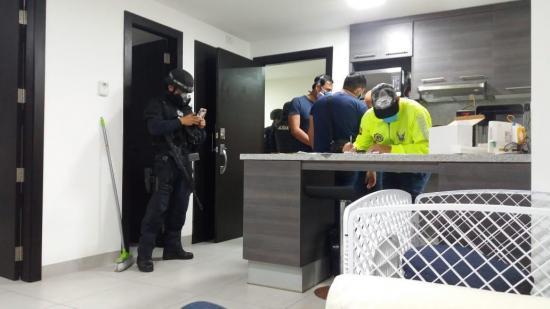 Allanan nuevamente el edificio donde vivía Daniel Salcedo