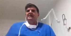Leonardo Viteri anunció que analiza la posibilidad de ser candidato presidencial