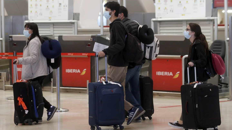 España permitirá desde este miércoles la circulación libre de los europeos