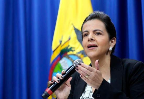 Ministra Romo asegura que Daniel Mendoza no ha intervenido ni gestionado fondos públicos