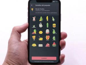 Stickers animados y los códigos QR, las nuevas funciones de WhatsApp
