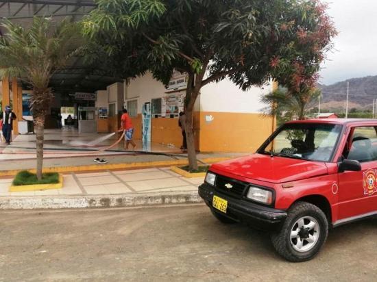 Hoy se retoma la actividad en la Terminal Terrestre de Sucre