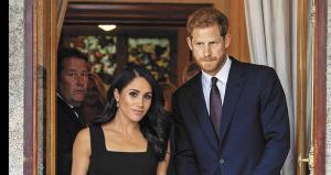 El príncipe Enrique y Meghan cobrarán 1 millón de dólares por conferencia