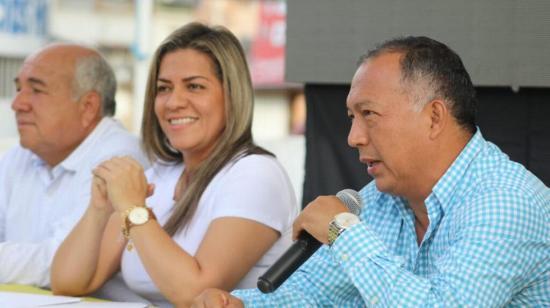Falleció Karla Puertas, viceprefecta de El Oro