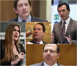 El Partido Social Cristiano maneja cinco opciones para candidato a la presidencia