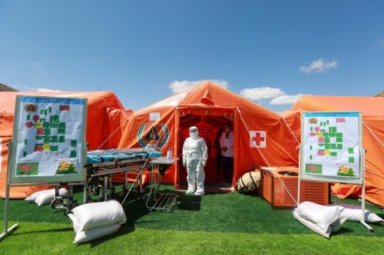 Mongolia ordenó cuarentena y cierre en parte de la frontera con Rusia tras reporte de muertes por peste bubónica