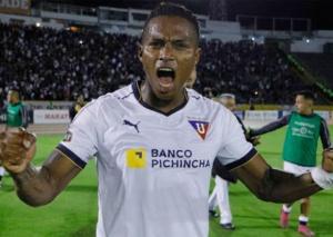 Antonio Valencia deja Liga de Quito por la situación económica que vive Ecuador