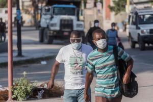 Los muertos en Haití por COVID-19 suben a 110