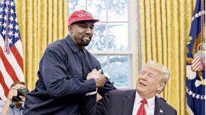 El rapero Kanye West anunció que quiere ser presidente de EE. UU.