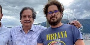 Luis Eduardo Vivanco anuncia la muerte de su padre: 'No llegó la ambulancia'