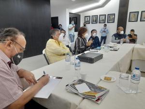 1.700 dólares el metro cuadrado en trabajos del hospital de Manta