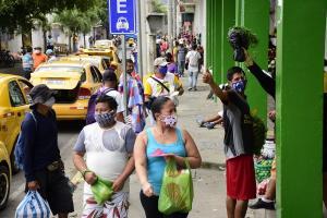 La falta de circulantes en Portoviejo afectan las ventas en el comercio