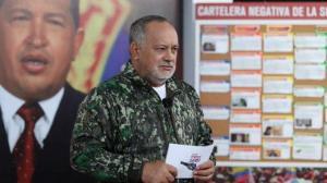 Diosdado Cabello, titular de Constituyente de Venezuela, tiene COVID-19