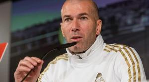 Zidane califica de 'locura' jugarse la Liga en cuatro partidos en once días
