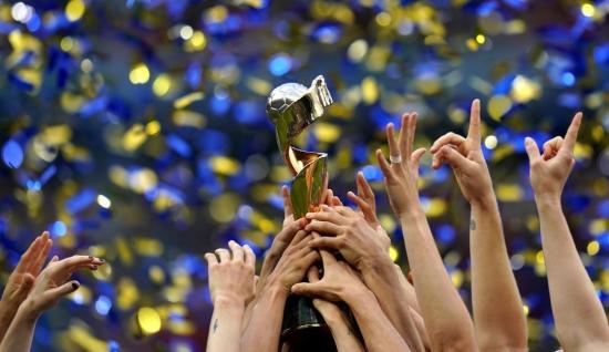 Infantino plantea un Mundial femenino cada dos años