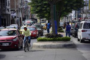 PORTOVIEJO: Este sábado cerrarán un tramo de la avenida Manabí