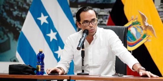 Pedro Pablo Duart renuncia a su cargo de gobernador del Guayas