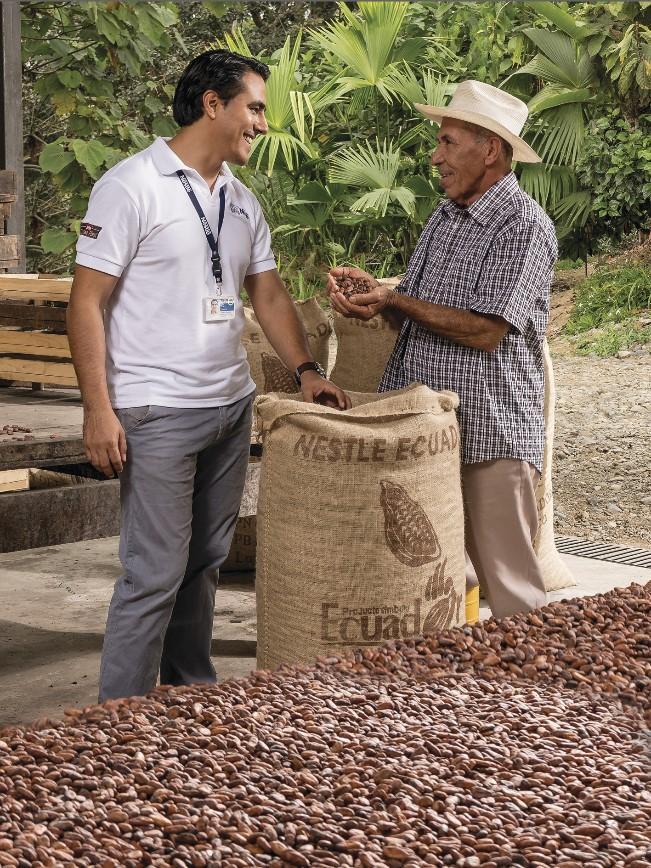 Promueven la agricultura en varias provincias de Ecuador
