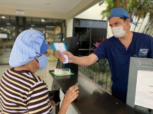 PORTOVIEJO: Hospital del IESS ya atiende de manera presencial