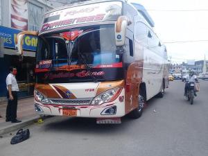 Transportación que cubre la ruta El Carmen-Santo Domingo de los Tsáchilas reanudó sus actividades