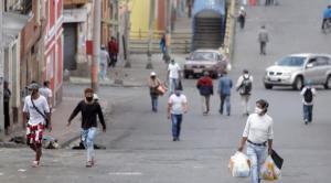 Siete zonas de Quito bajo control especial para impedir contagios de COVID-19