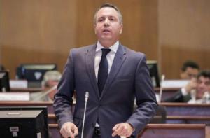 Guillermo Celi anunció que será precandidato presidencial para los comicios de 2021
