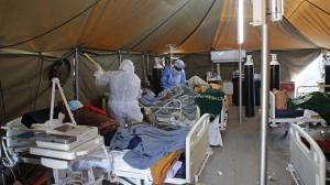 Más de 10.000 trabajadores sanitarios se han contagiado de COVID-19 en África