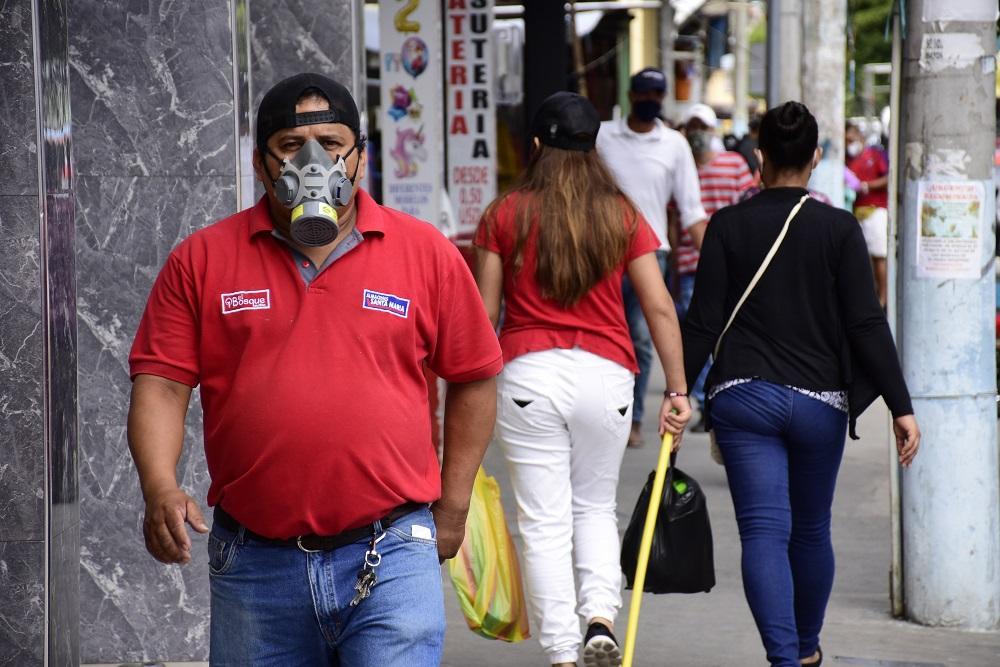 1.733 casos nuevos de Covid-19 ha dejado julio en Manabí