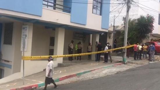 Médico encontrado sin vida en su departamento en Manta fue cremado