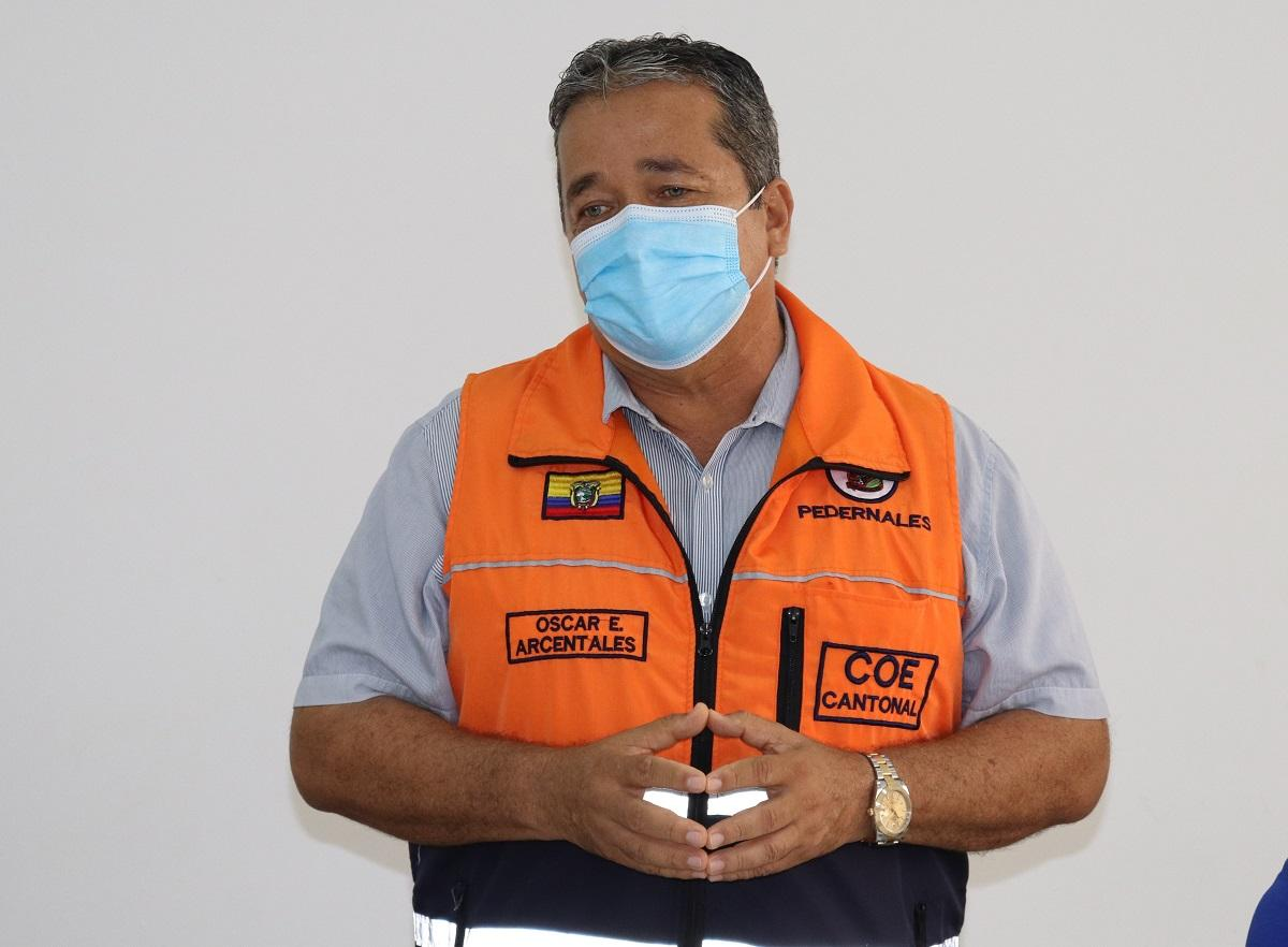 Alcalde de Pedernales da positivo en coronavirus Covid-19