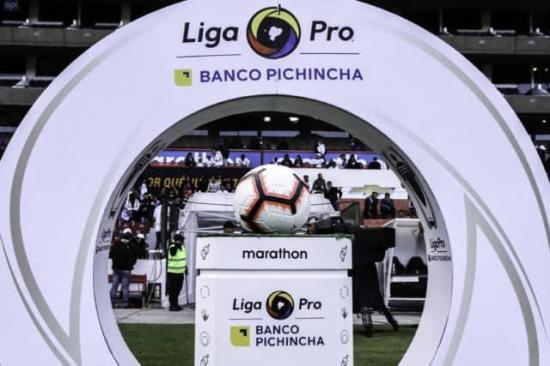 Después de dos intentos, el COE Nacional confirmó que la LigaPro  se reanudará el 15 de agosto