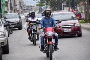 Programan una protesta motorizada contra el Gobierno desde Puerto López hasta Pedernales