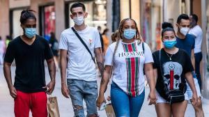 La OMS pide responsabilidad a la juventud para frenar el coronavirus
