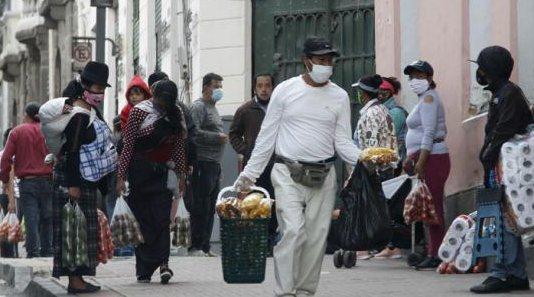 Autoridades intensifican operativos contra la propagación del covid-19 en 7 barrios de Quito
