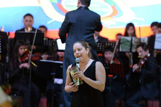 El último adiós a Liliana Baduy, maestra de canto lírico de la ULEAM