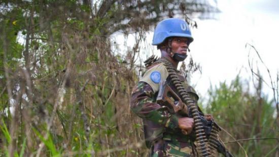 Un militar ebrio mata a 12 personas en el noreste de la República Democrática del Congo