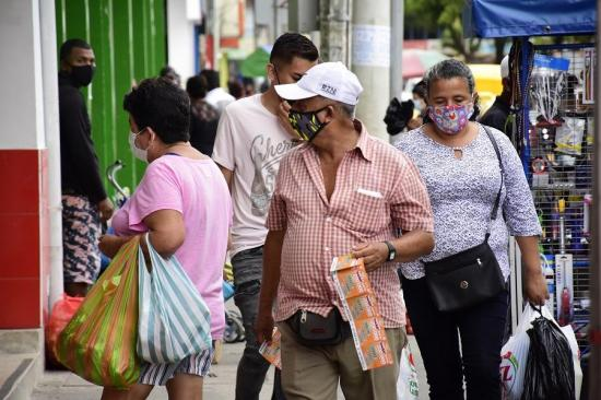 500 personas son sancionadas en Portoviejo por no cumplir el toque de queda
