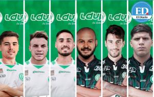 LDUP completó su cuota de seis jugadores extranjeros