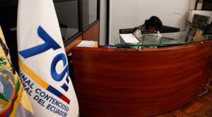 TCE dejó sin efecto la suspensión de Fuerza Compromiso Social y otros tres movimientos políticos de Ecuador