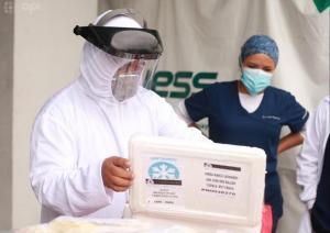 Ecuador supera los 87 mil casos positivos de coronavirus Covid-19
