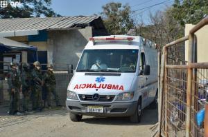 Motín en la Penitenciaría del Litoral deja nueve reos muertos y seis policías heridos