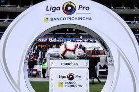 LigaPro presentó el calendario para el reinicio del campeonato nacional de fútbol