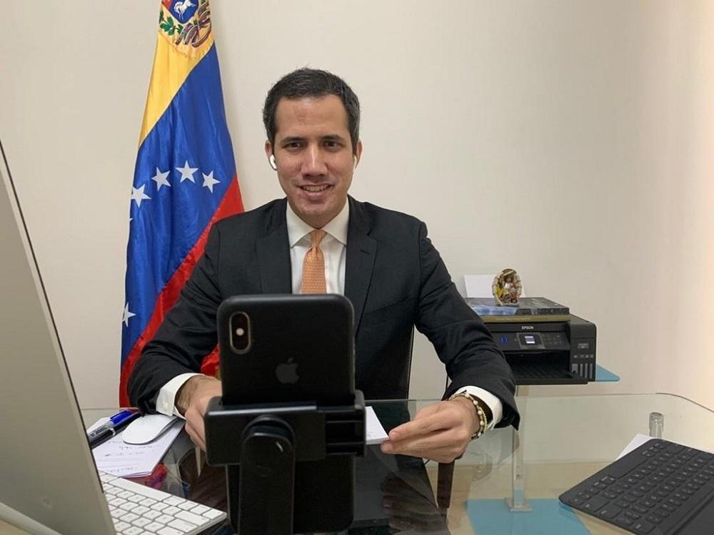EEUU afirma que Guaidó seguirá siendo el ''líder legítimo'' de Venezuela independientemente de las elecciones