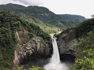 Ecuador empieza a abrir sus reservas turística tras cinco meses de pandemia