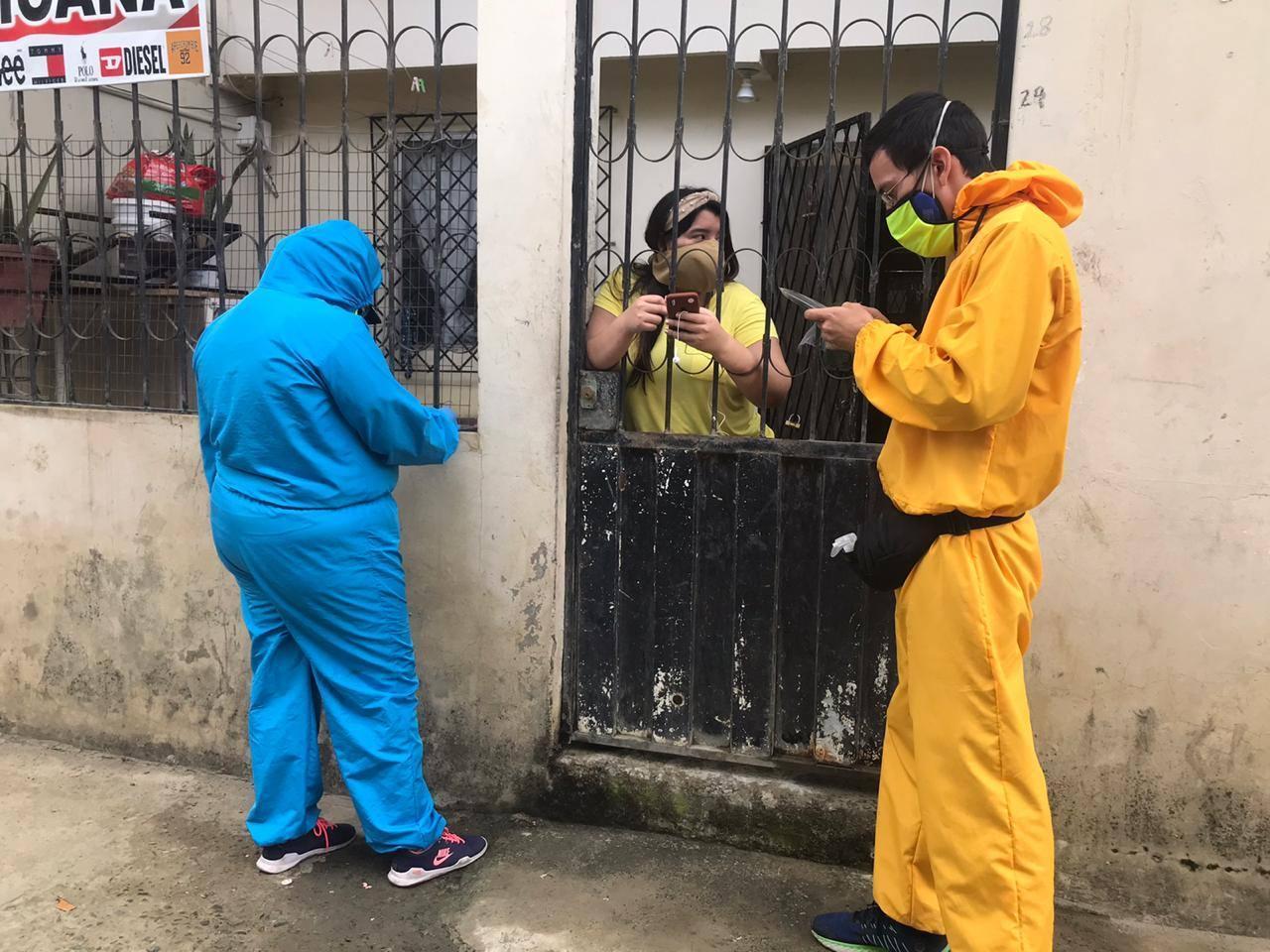 La cabecera cantonal de Portoviejo tiene un ''riesgo exponencial'' de contagio de covid-19