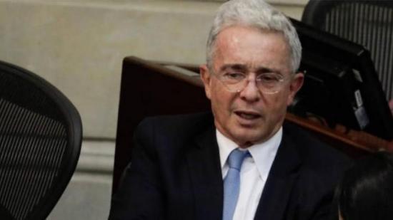El expresidente de Colombia Álvaro Uribe da positivo por coronavirus pero ''no presenta mayores síntomas''